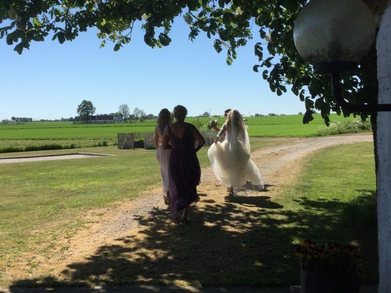 Bröllop på Östangård